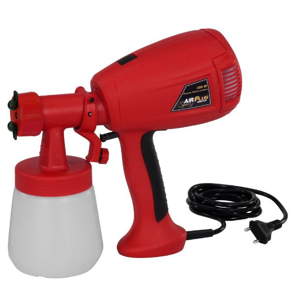 Pistola Pulverizadora Elétrica Air Plus Spray 300W - Schulz