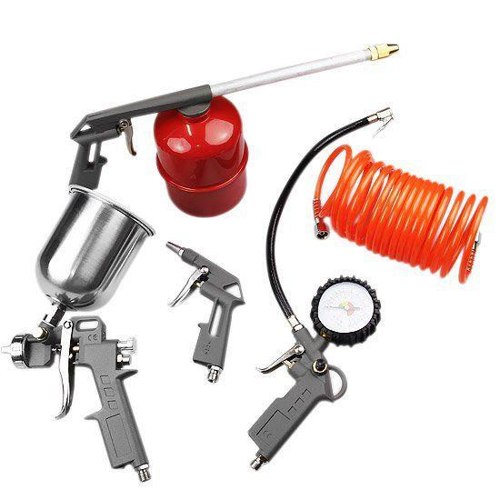 Kit Moto Press para Compressor com 5 Peças - Pressure