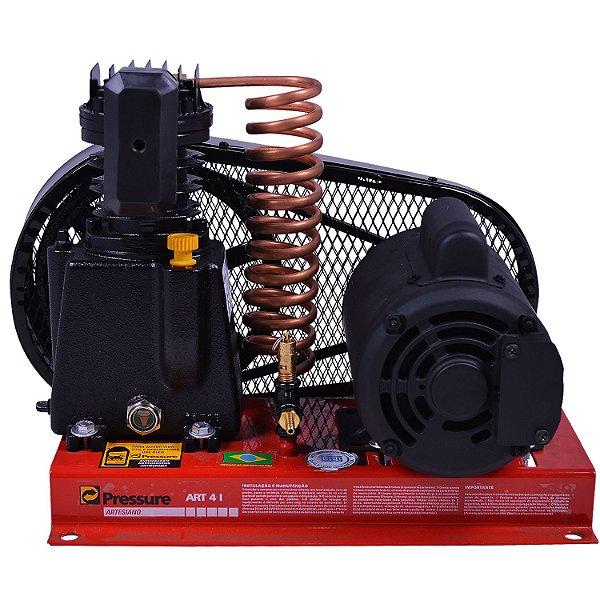 Compressor de Ar Poço Artesiano Art4Im Monofásico - Pressure