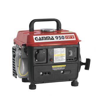 Gerador Monofásico a Gasolina 950W - Gamma