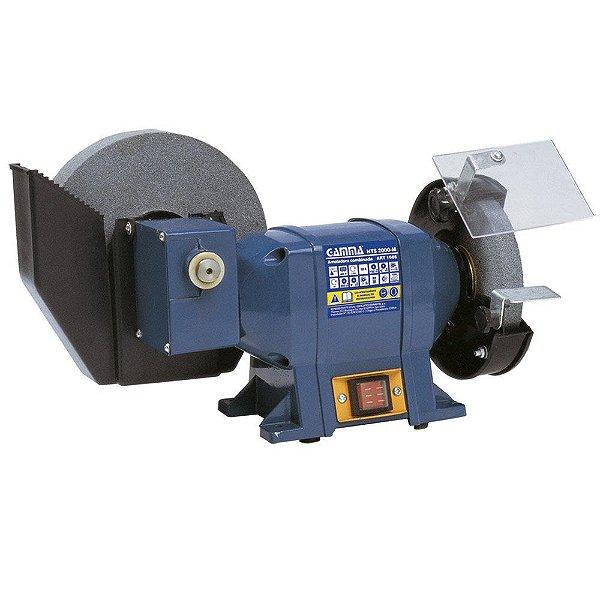 Afiador de Bancada 400W com Cubeta de Água Combinados - Gamma