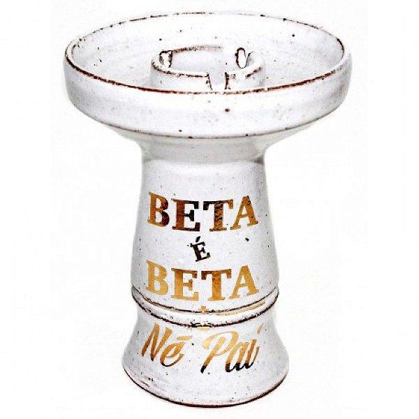 Rosh Beta Bowl Gold Beta É Beta - BRANCO
