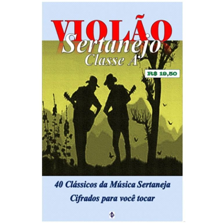Método Violão Sertanejo Classe A