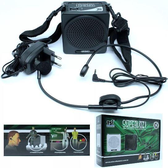 Amplificador Auxiliar SuperVoz I TSI-625
