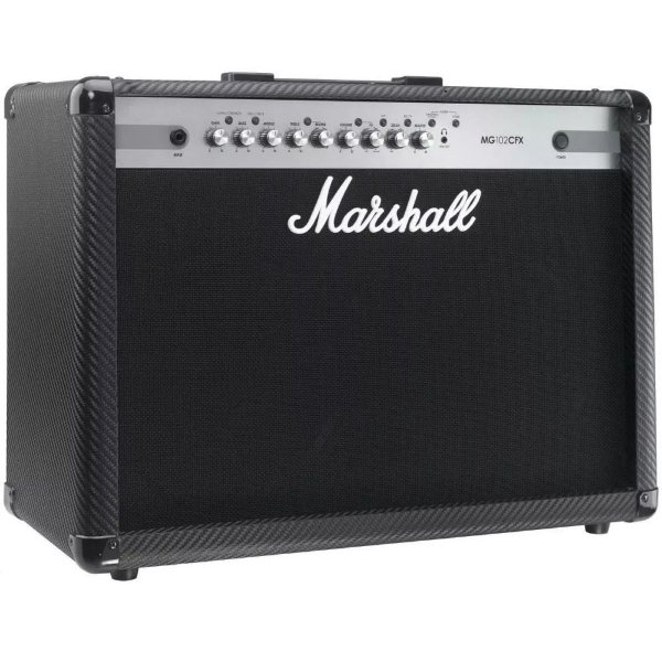 Amplificador Guitarra Marshall MG102 CFX 100W