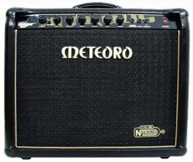 Amplificador Guitarra Meteoro Nitrous GS100 ELG 100W
