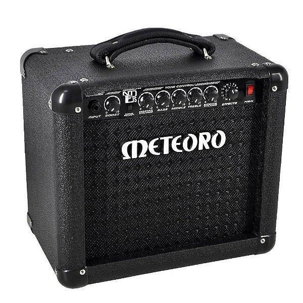 Amplificador Guitarra Meteoro Nitrous NDE15 15W
