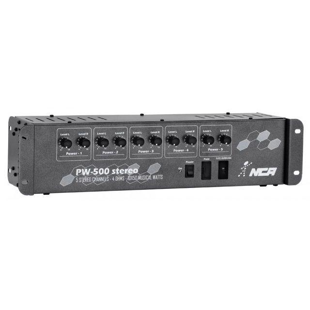 Amplificador Mixer LL NCA PW500ST 30W