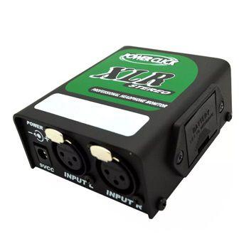 Amplificador para Fone Power Click XLR Stereo