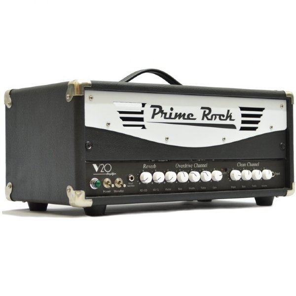 Cabeçote Guitarra Prime Rock V20