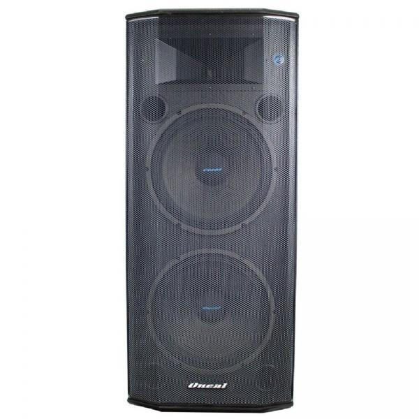 """Caixa Acústica 15"""" Oneal OPB5060 PT 650W"""