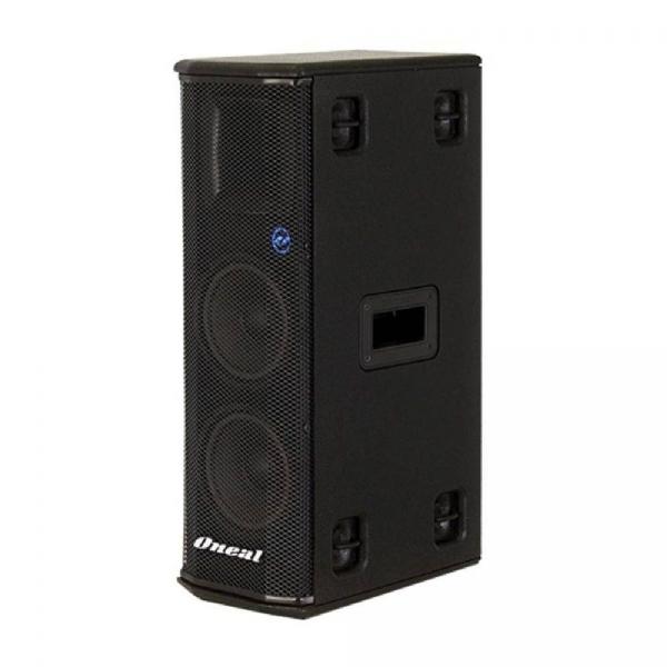 """Caixa Acústica 6"""" Oneal OPB2600F PT 350W"""