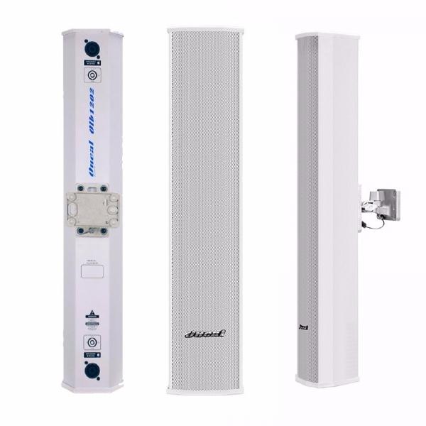 Caixa Acústica Line Array Vertical Oneal OLB1202 BR 300W