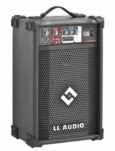 "Caixa Amplificada 10"" LL Áudio 140 USB 35W"