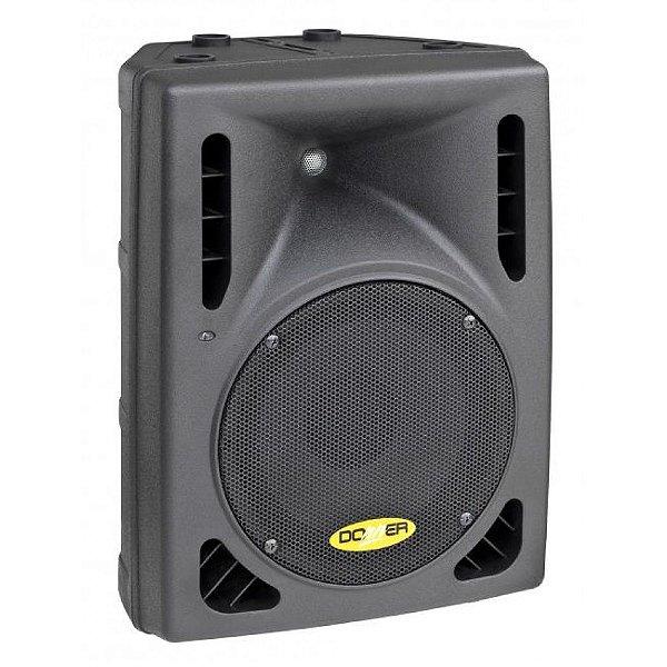 """Caixa Amplificada 10"""" LL Áudio Donner CL150A USB FM 150W"""