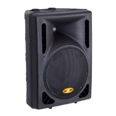 """Caixa Amplificada 12"""" LL Áudio Donner CL200A USB 200W"""