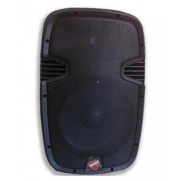 "Caixa Amplificada 12"" Prime Sound PS12AT 300W"