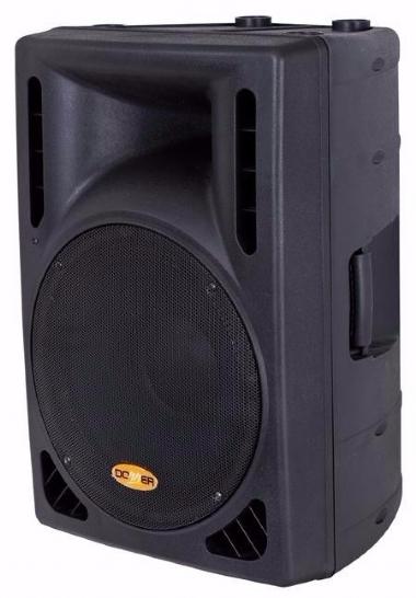 "Caixa Amplificada 15"" LL Áudio Donner CL300A 300W"