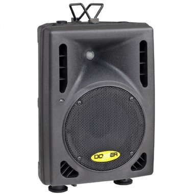 "Caixa Amplificada 8"" LL Áudio Donner CL100A 100W"