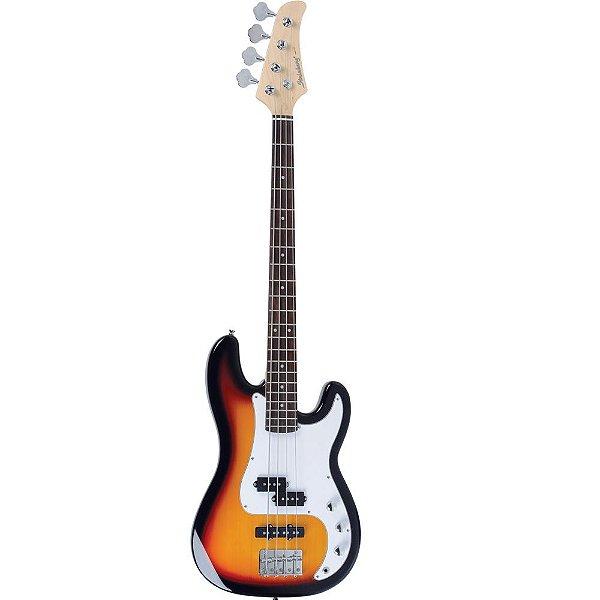 Contrabaixo 4 Cordas Strinberg Precision Jazz Bass PBS40 SB Passivo