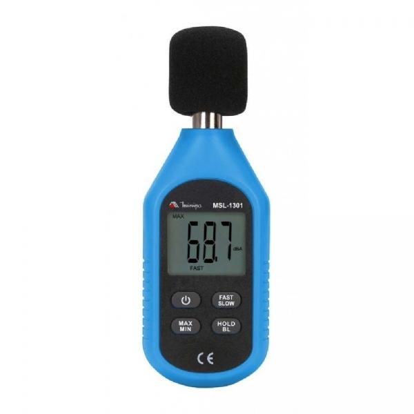 Decibelímetro Mini Ambiental Minipa MSL-1301