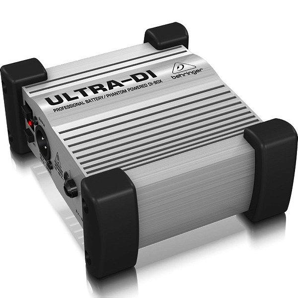 Direct Box Ativo Behringer Ultra-DI 100