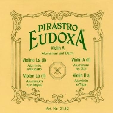 Encordoamento Avulso Violino Pirastro Eudoxa 2143 D (Ré)