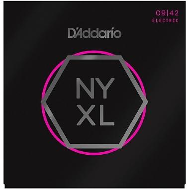 Encordoamento Guitarra .009 D'Addario NYXL 0942