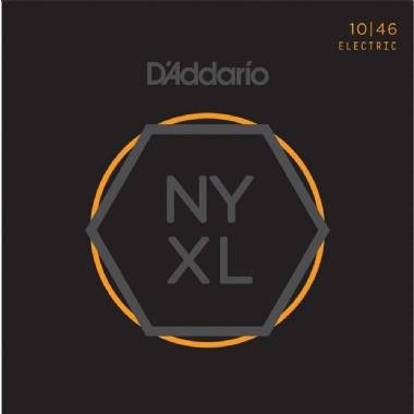 Encordoamento Guitarra .010 D'Addario NYXL 1046