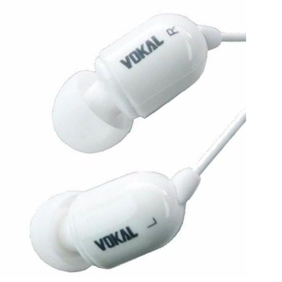 Fone de Ouvido In Ear Vokal VH-10 Branco