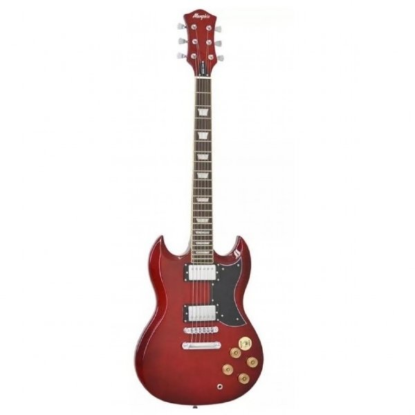 Guitarra Memphis SG MSG100 Vinho