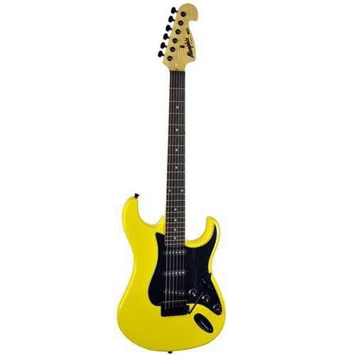 Guitarra Memphis Stratocaster MG32 Amarelo