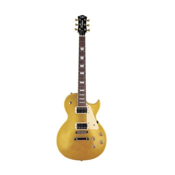 Guitarra Strinberg Les Paul CLP79 Dourado Mostarda