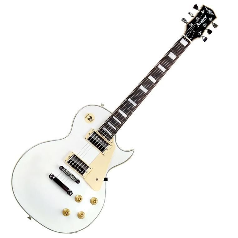 Guitarra Strinberg Les Paul CLP79 WH