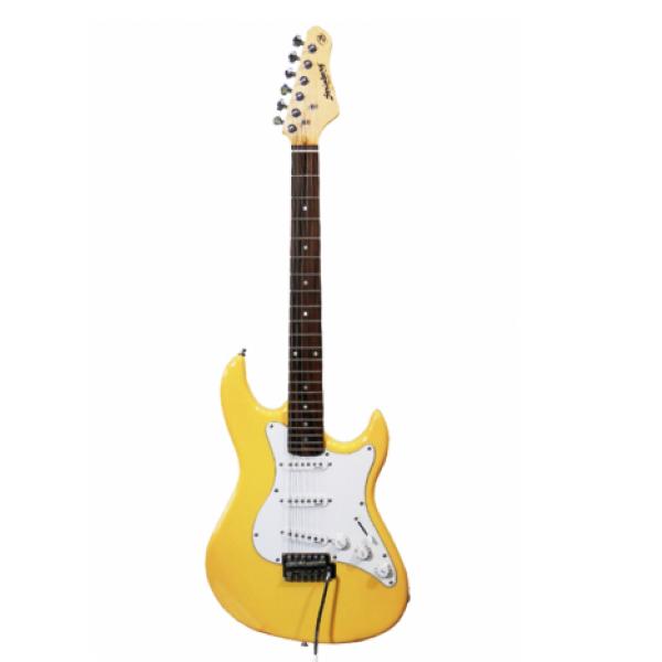 Guitarra Strinberg Stratocaster EGS216 Amarelo