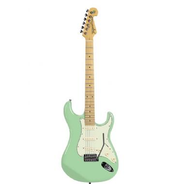 Guitarra Tagima Stratocaster T635 Verde Pastel