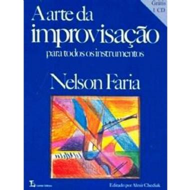 Método A Arte da Improvisação Nelson Faria