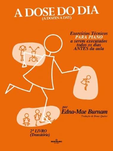 Método A Dose do Dia Livro 2 Edna Mãe Burnam
