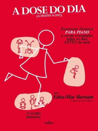 Método A Dose do Dia Livro 3 Edna Mãe Burnam