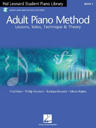 Método Adult Piano Method Book 1