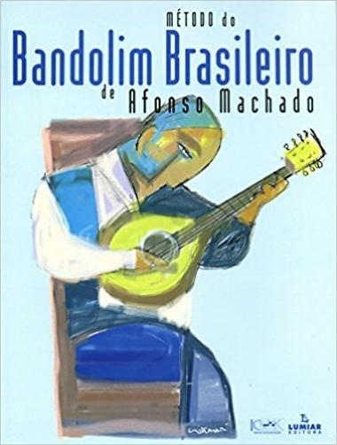 Método Bandolim Brasileiro Afonso Machado