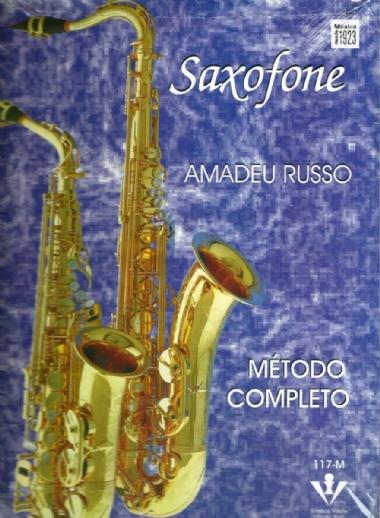 Método Completo Saxofone Amadeu Russo