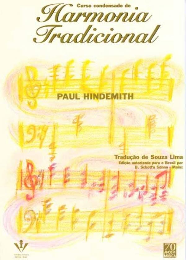 Método Curso Condensado de Harmonia Tradicional