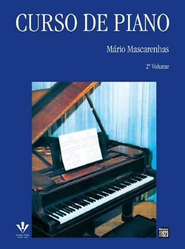 Método Curso de Piano Mário Mascarenhas - Vol 2