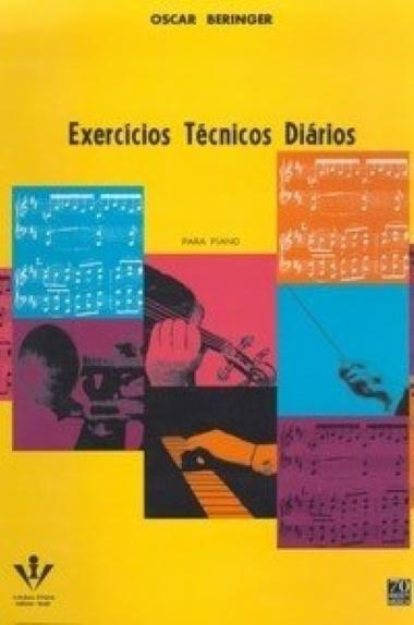 Método Exercícios Técnicos Diários para Piano