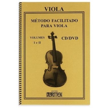 Método Facilitado para Viola - Vol 1 e 2
