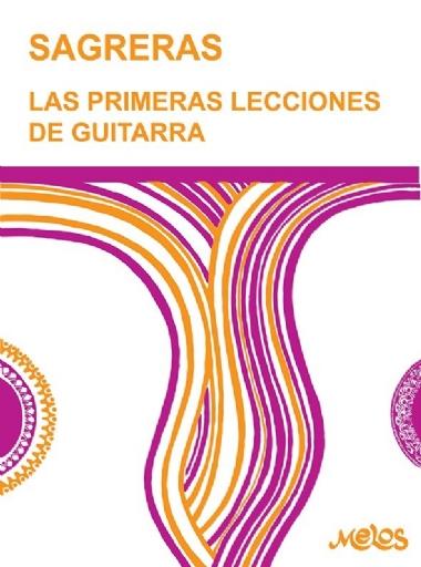 Método Las Primeras Lecciones de Guitarra
