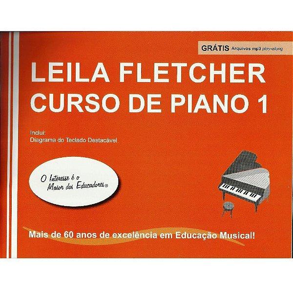 Método Leila Fletcher Piano Course - Vol 1