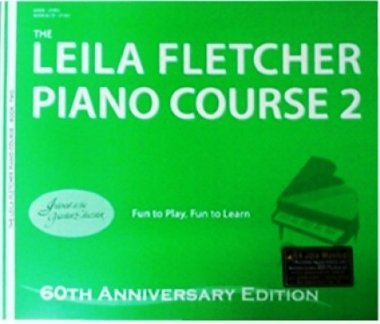 Método Leila Fletcher Piano Course - Vol 2