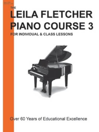 Método Leila Fletcher Piano Course - Vol 3
